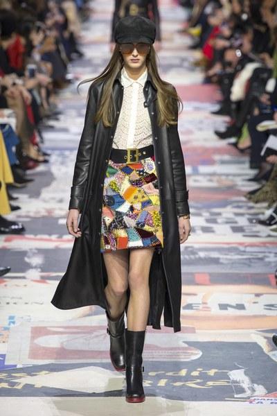 Christian Dior Fall 2018 (Photo Courtesy of Vogue.Com)