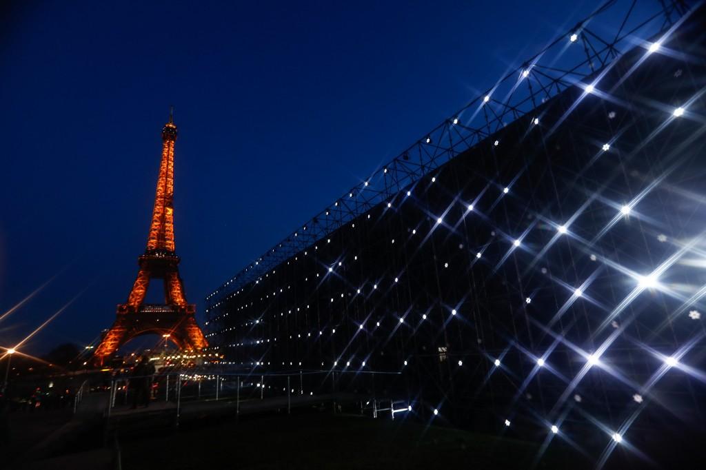 Eiffel Tower (Photo Courtesy of Vogue.Com)