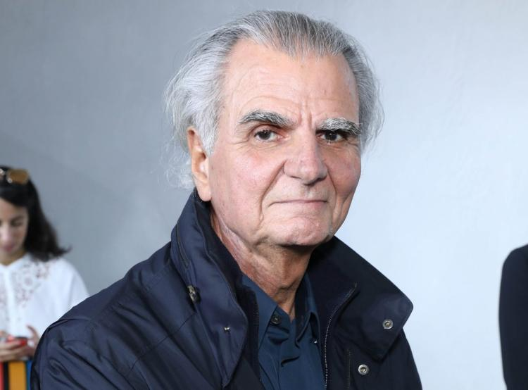 Patrick Demarchelier -(Photo courtesy of The NY Daily News)