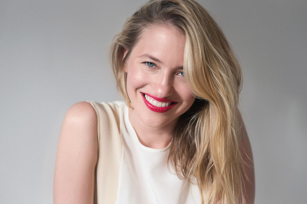 Sara Ziff, Founder The Model Alliance(Photo courtesy of Into the Gloss)