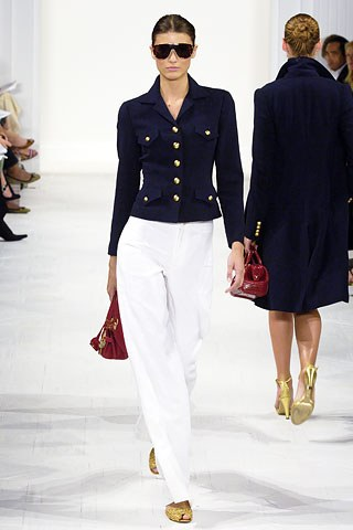 Ralph Lauren Spring 2006 Collection (Photo courtesy of Vogue.com)