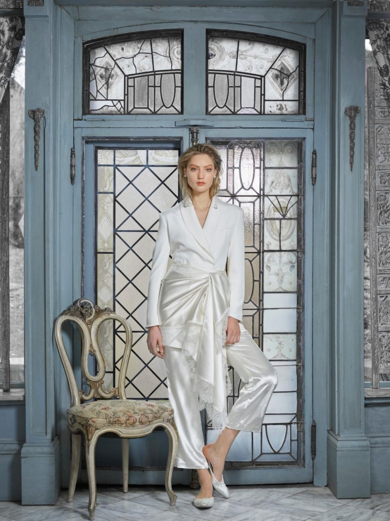 Danielle Frankel's spring collection (Photo courtesy of the designer)