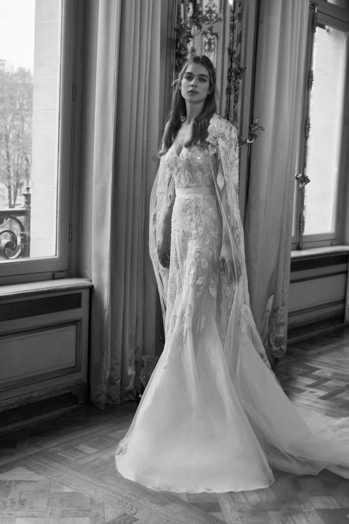 Elie Saab's spring collection (Photo courtesy of the designer)