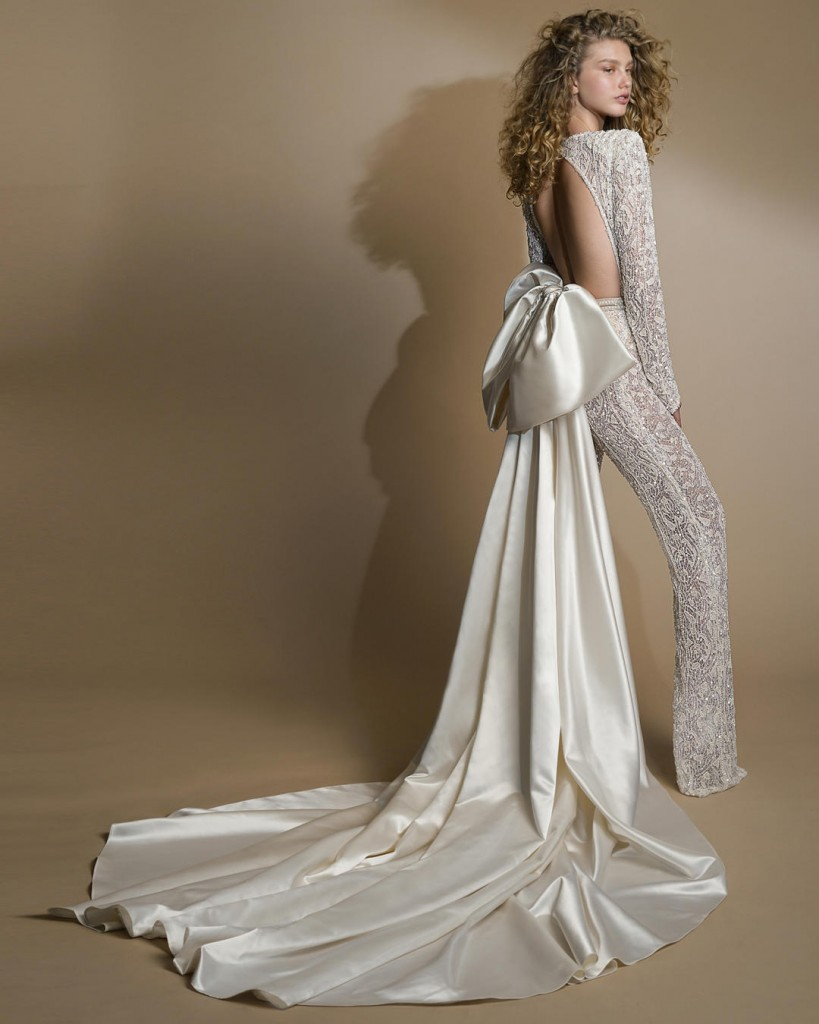 Gala by Galia Lahav's spring collection (Photo courtesy of the designer)