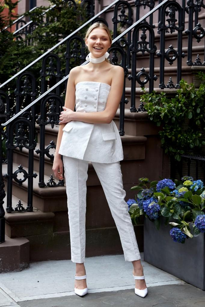 Lela Rose's spring collection (Photo courtesy of the designer)