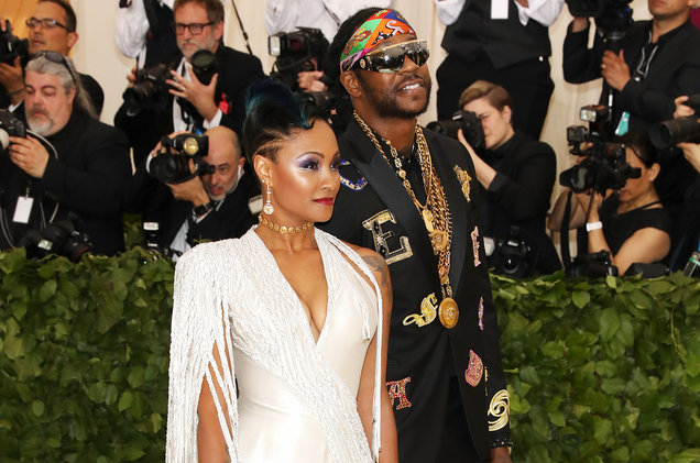 2 Chainz Propsed to Kesha Ward at the Met Gala