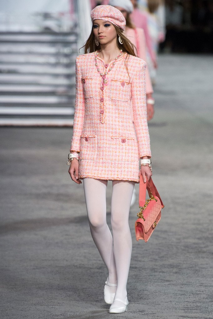 Chanel (Photo courtesy of Vogue.com)