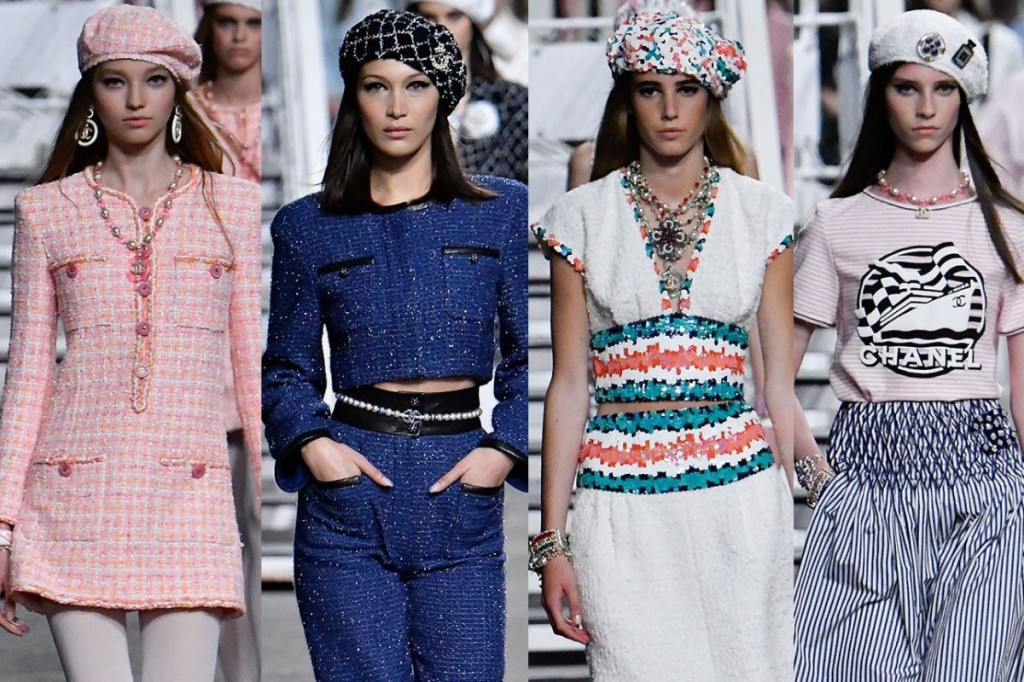 Chanel Resort 2019 (Photo Courtesy of Accessories Magazine)