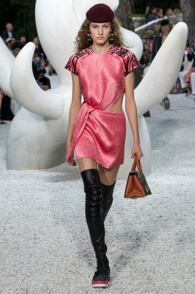 Louis Vuitton (Photo courtesy of Vogue.com)