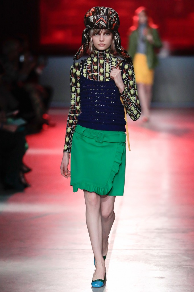 Prada (Photo courtesy of Vogue.com)