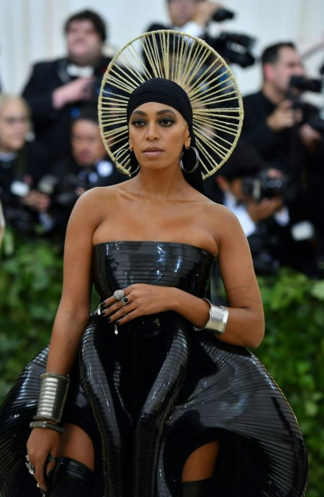 Solonge Knowles (Photo Courtesy of Getty Images)