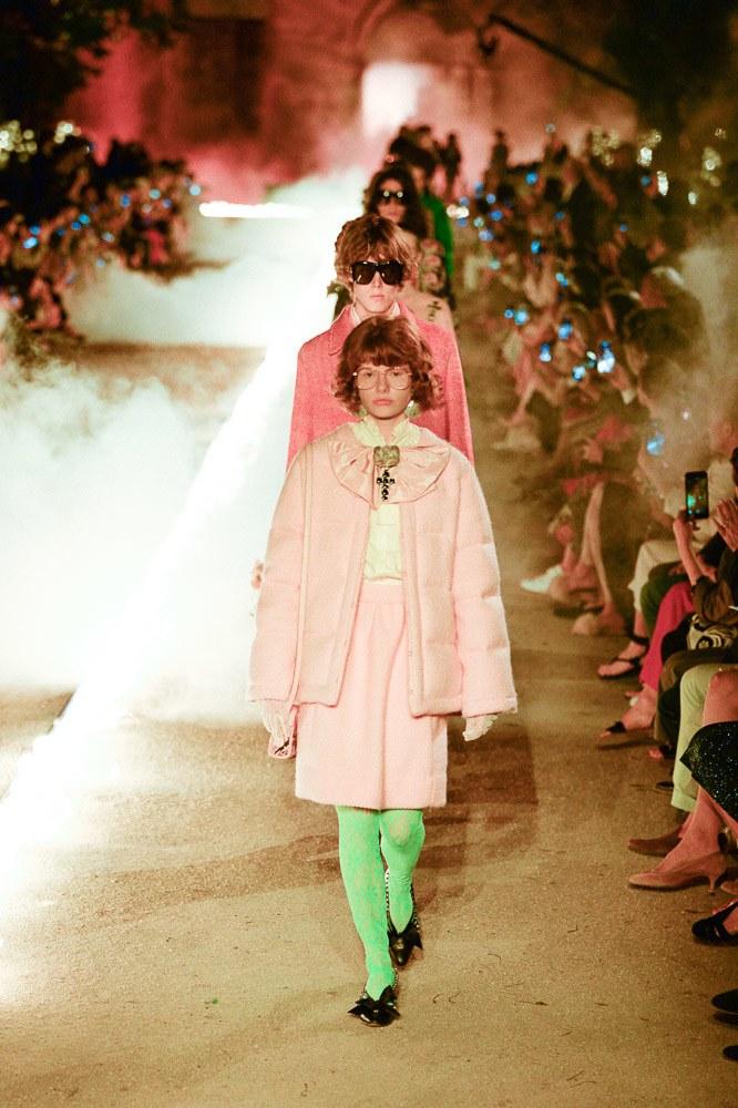 Gucci (Photo courtesy of Vogue.com)