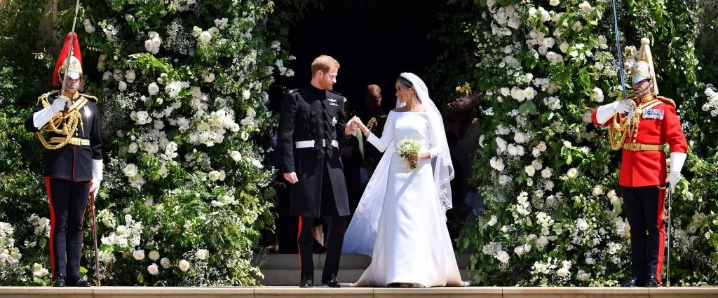 Meghan Markle and Prince Harry (photo courtesy of Vogue.com)