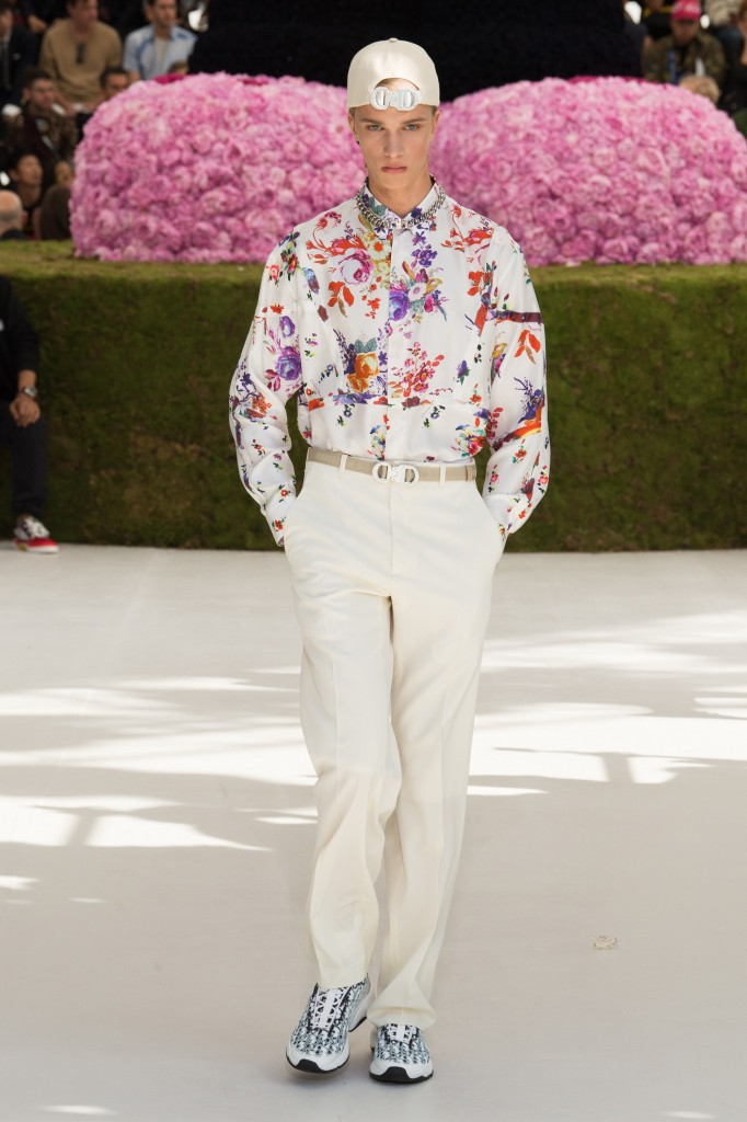 2f60405df47 Dior Homme Men s Spring 2019 Show (Photo Courtesy of Vogue.Com)