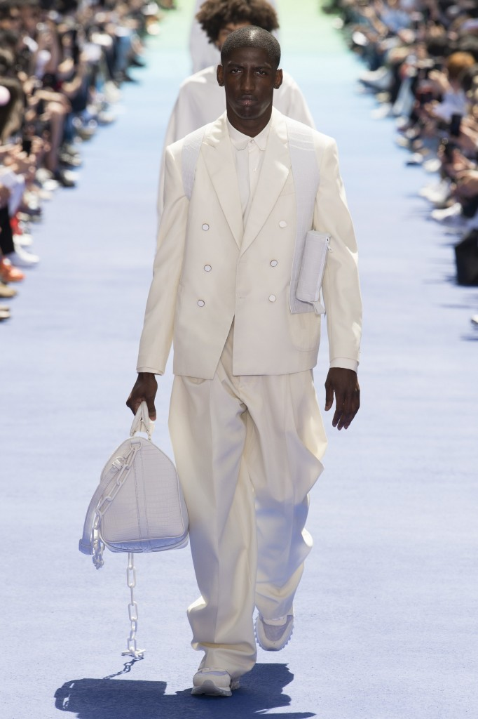 Louis Vuitton Men's Spring 2019 Show (Photo Courtesy of Vogue.Com)