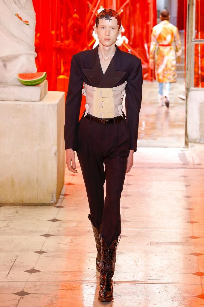 Maison Margiela's spring 2019 collection (Photo courtesy of Vogue.com
