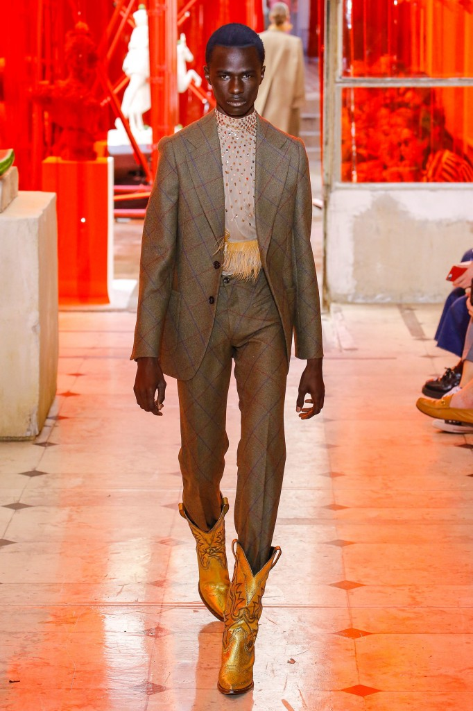 Maison Margiela's spring 2019 collection (Photo courtesy of Vogue.com)
