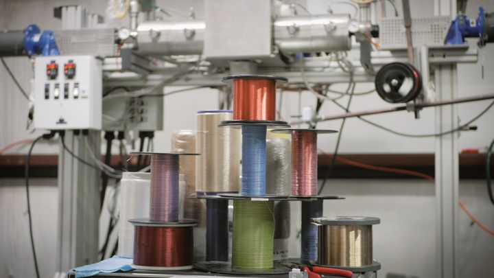 Color Changing Threads (Photo Courtesy of CNBC.Com)