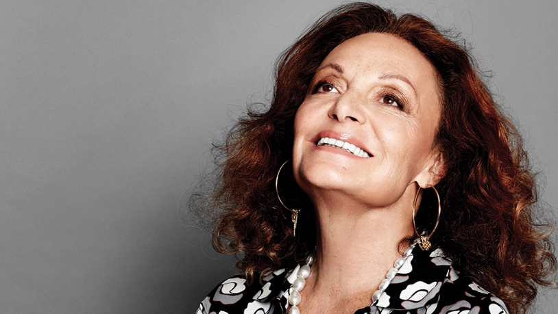 Diane von Fürstenberg, Immigrant from Belgium Photo courtesy of Variety.com