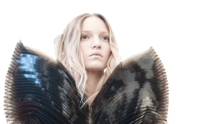 A look by Machine Maven, Iris van Herpen Photo courtesy of