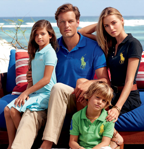 Ralph Lauren's classic polos (Photo courtesy of Ralph Lauren)