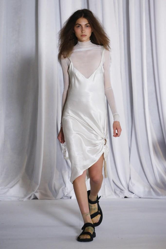 Collina Strada's spring 2019 (Photo Courtesy of Vogue.com)