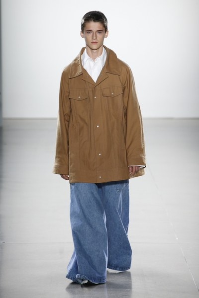 Matthew Adams Dolan's spring 2019 (Photo Courtesy of Vogue.com)