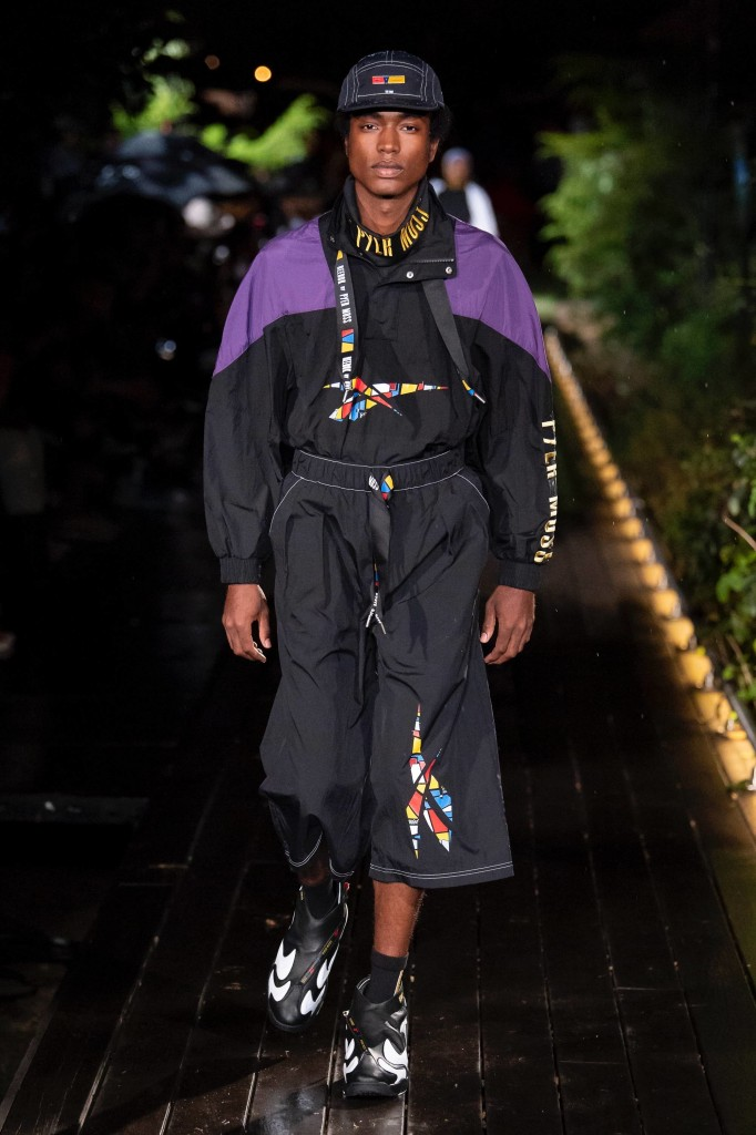 Pyer Moss's spring 2019 (Photo Courtesy of Vogue.com)