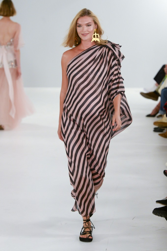 Temperly London's spring 2019 show (Photo Courtesy of Vogue.com)