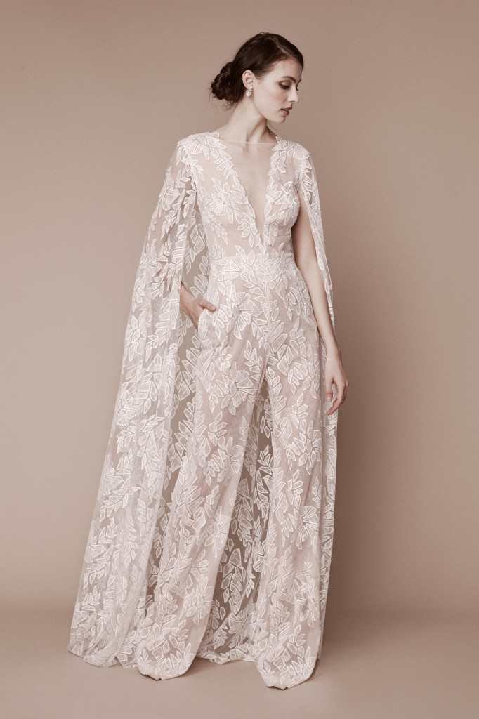 Tadashi Shoji Bridal (Photo courtesy of the designer)