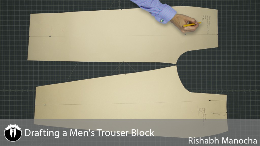 Men's Trouser Block