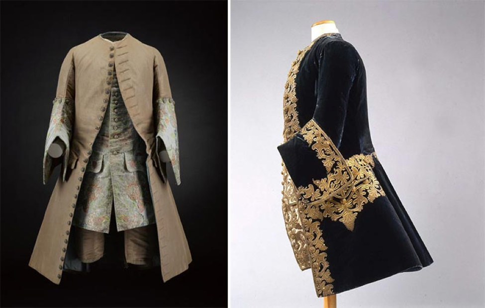 Frock Coat (Courtesy of He spoke style)