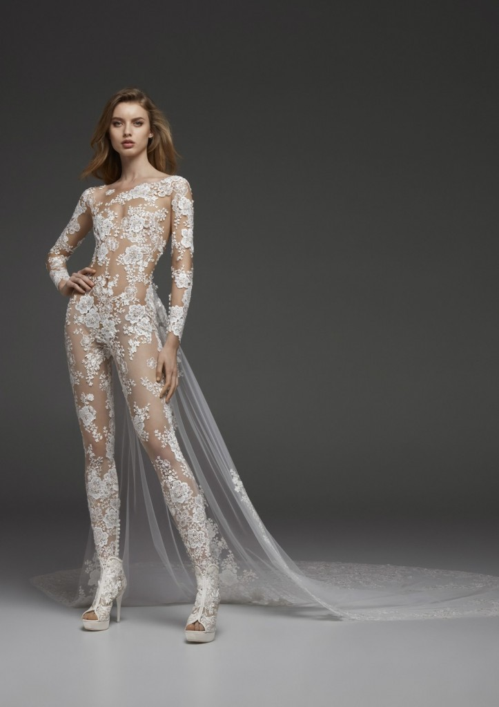 Pronovias  (Photo courtesy of the designer)