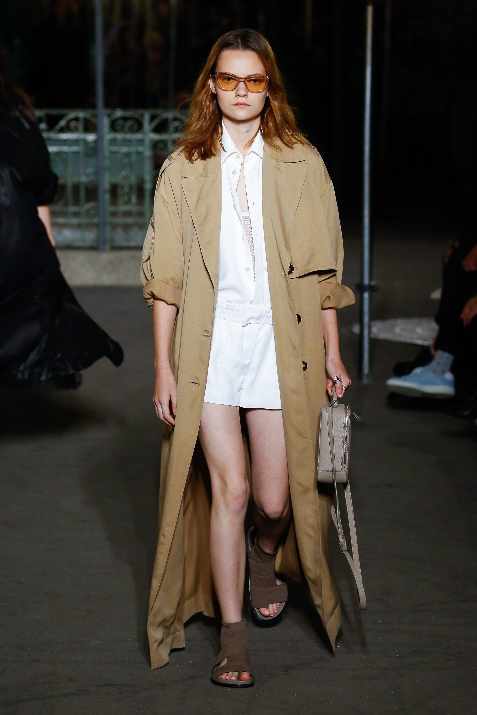 2575052a4f Sonia Rykiel's spring 2019 Collection (Photo courtesy of Vogue)