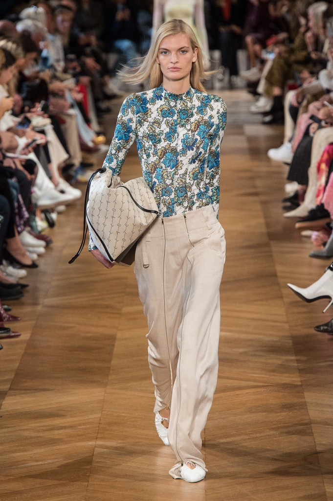 Stella McCartney's spring 2019 Collection (Photo courtesy of Vogue)