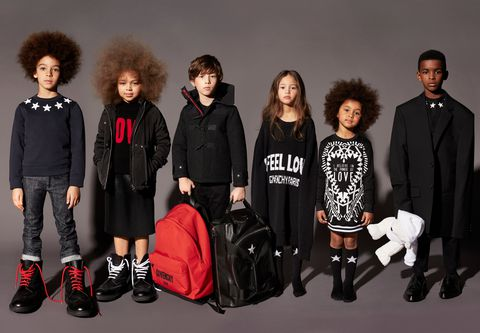 Givenchy Debut of Kids Collection (Photo courtesy of Givenchy)