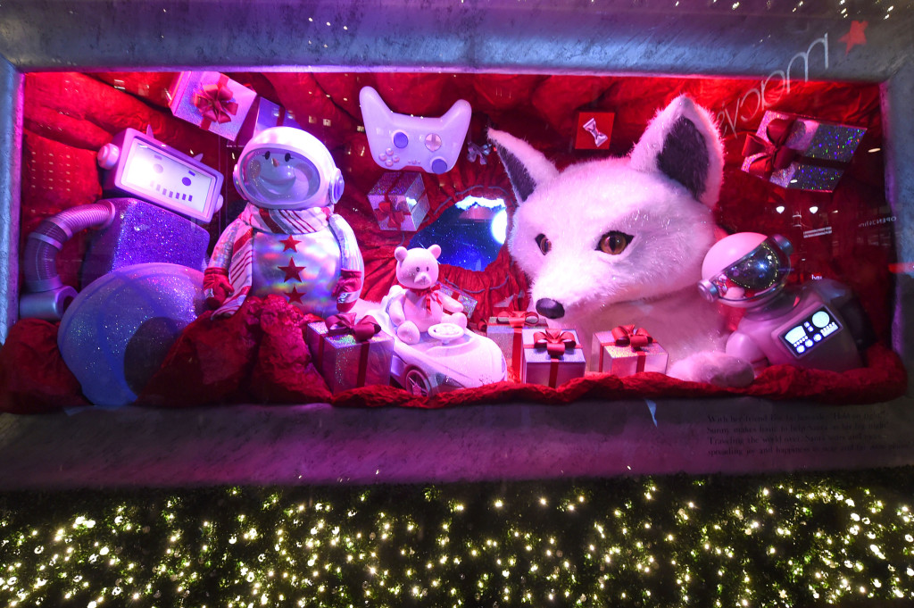 Macy's Holiday Windows 2018 in NYC (Courtesy Photo)