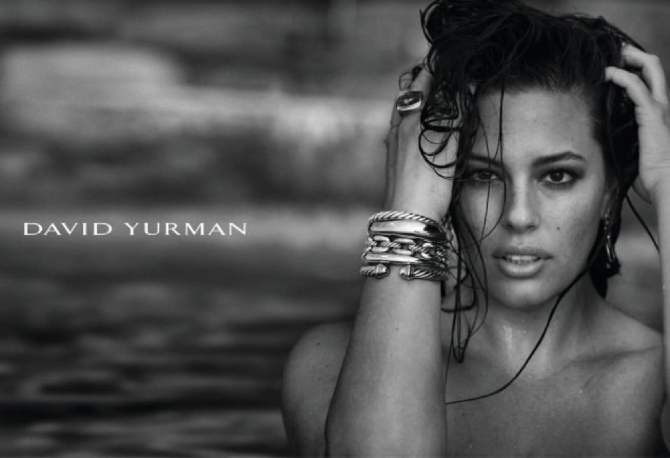 Ashley Graham plus-size model (Courtesy: The Fashion Spot)