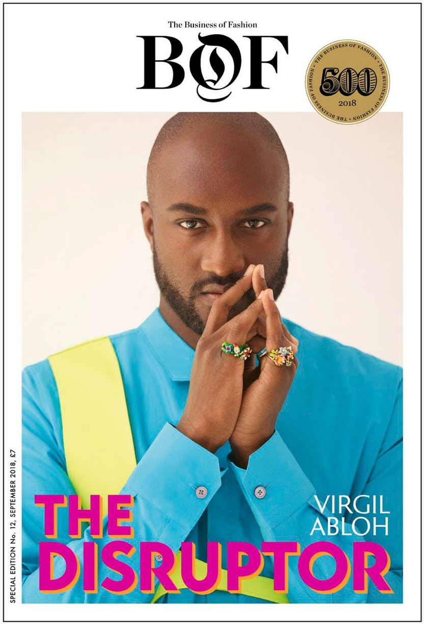 Virgil Abloh for Louis Vuitton (Courtesy: BoF)