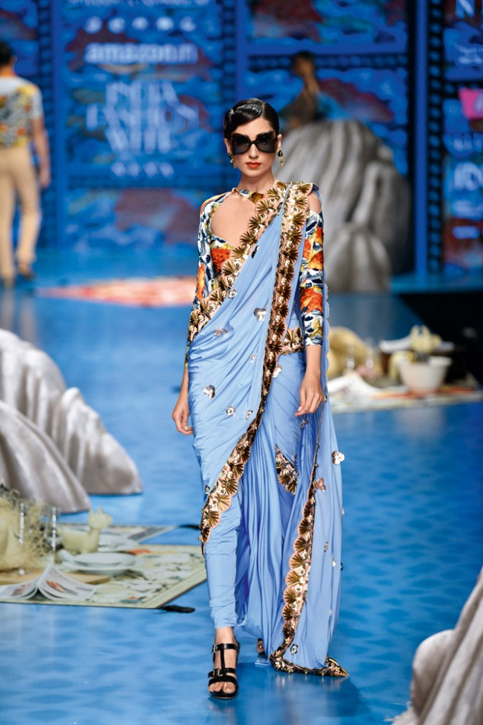 Shivan Narresh's runway show