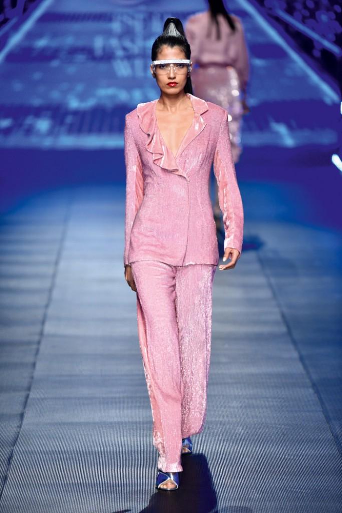 Namrata Joshipura's runway show