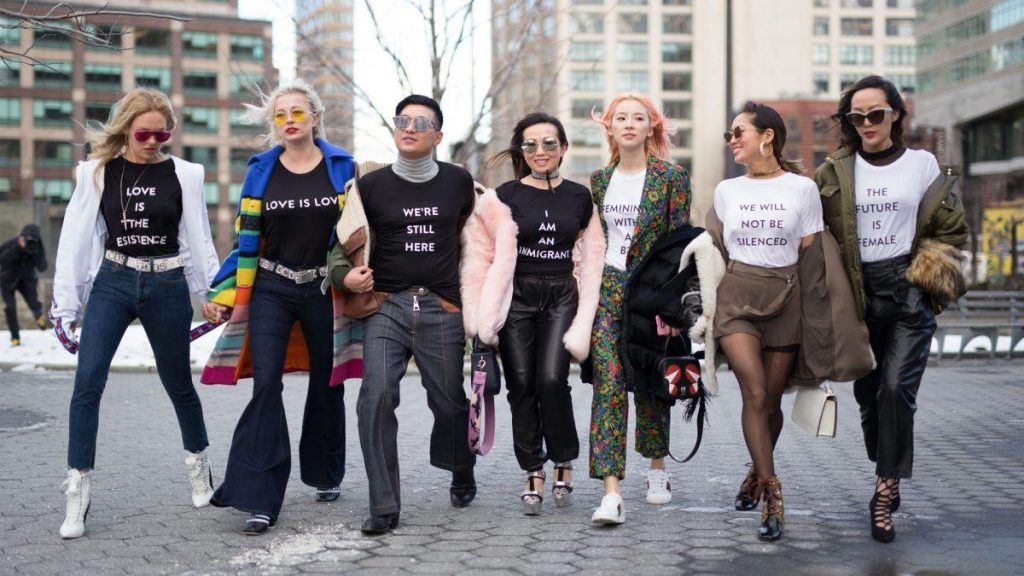de704744b STAYING SILENT IS OUT – FASHION ACTIVISM IS IN
