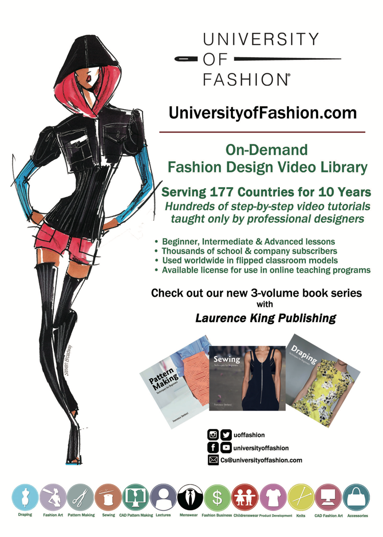 Francesca Sterlacci Author At University Of Fashion Blog Page 2 Of 4