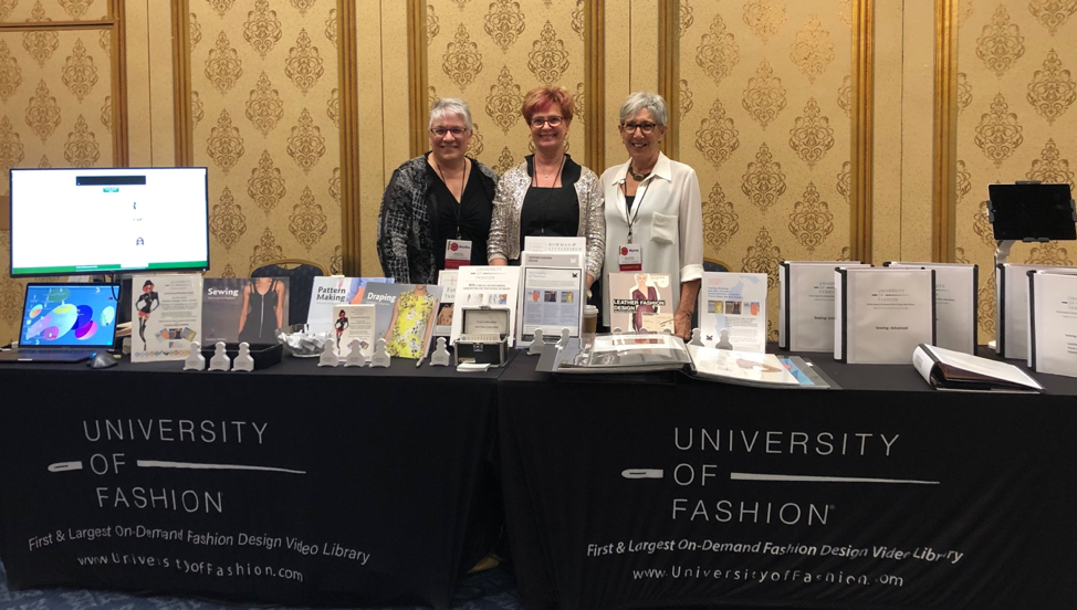 A Celebration Of College Faculty Student Design Itaa Las Vegas Annual Conference 2019 University Of Fashion Blog