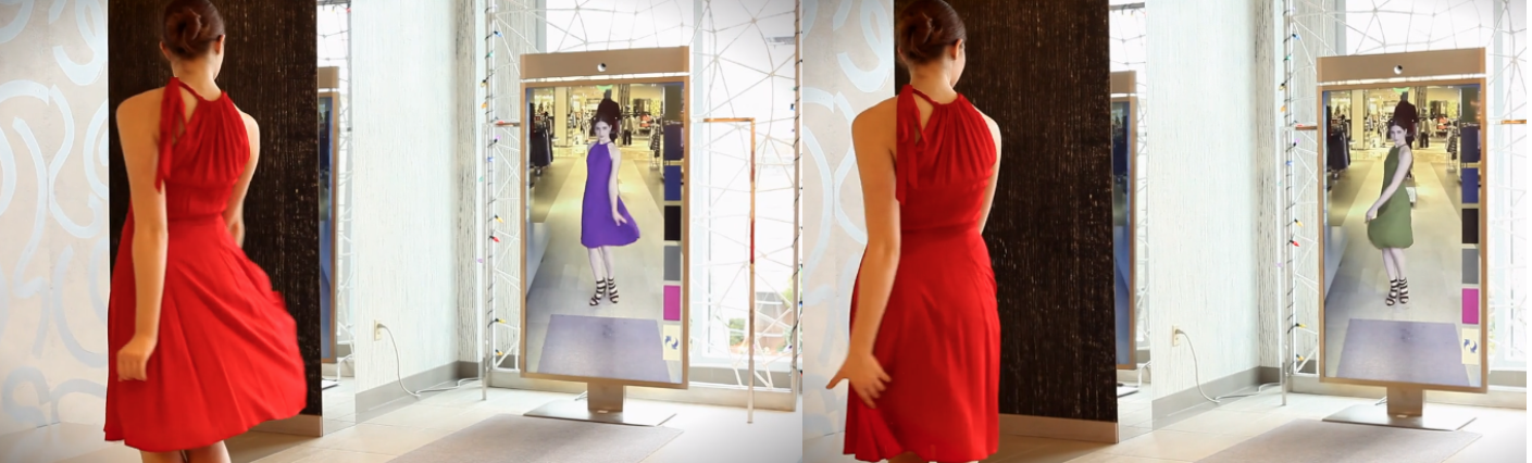 Augmented Reality Ar For Fashion Retailing University Of Fashion Blog