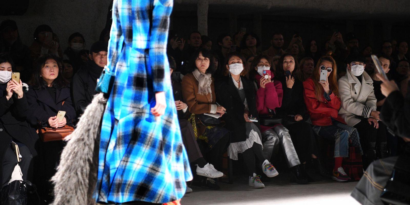 Fashion France Dries Van Noten Health Virus University Of Fashion Blog