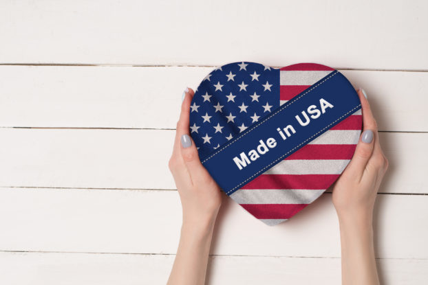 Made in the USA. (Photo cortesy of the US Chamber of Commerce)