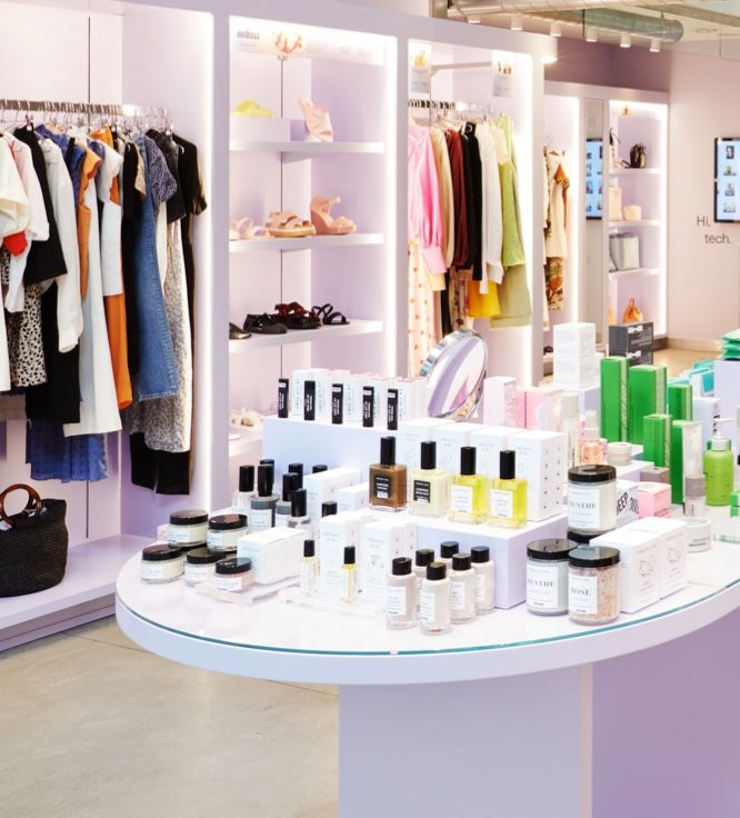 A look inside Re store. Photo Credit Re store