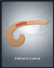 French Curve Tool