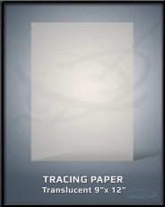 Translucent 9x12 Tracing Paper